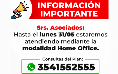 Atención Home Office